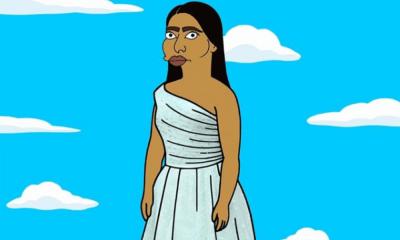 Yalitza Aparicio se une a 'The Simpsons'