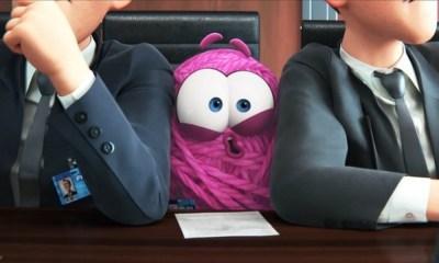 el nuevo cortometraje de Pixar