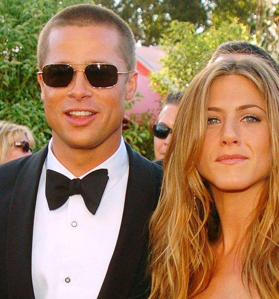 Jennifer Aniston y Brad Pitt volvieron a ser amigos