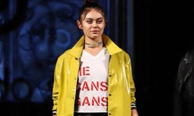'Me canso ganso' llegó a pasarela de moda