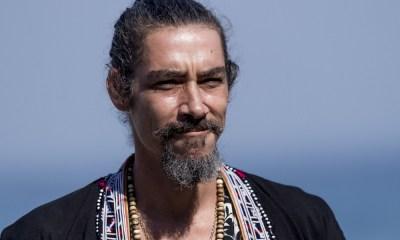 Oscar Jaenada para el papel de Hernán Cortés