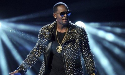 R. Kelly es declarado inocente de abuso sexual