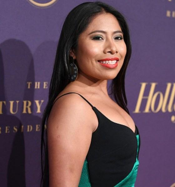 Yalitza quiere trabajar en Hollywood