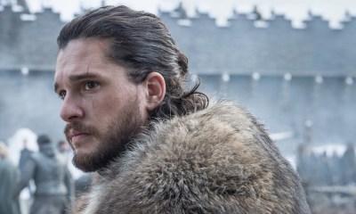imágenes de la última temporada de 'Game of Thrones'