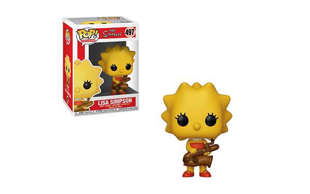 Porque uno no es suficiente, crean más Funko Pop de 'The Simpsons' thesimpsons-lisa-pop-glam-4bf9bf7f-fa15-4823-a6d5-36a8f7e70290-large