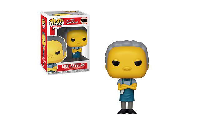 Porque uno no es suficiente, crean más Funko Pop de 'The Simpsons' thesimpsons-moe-pop-glam-large