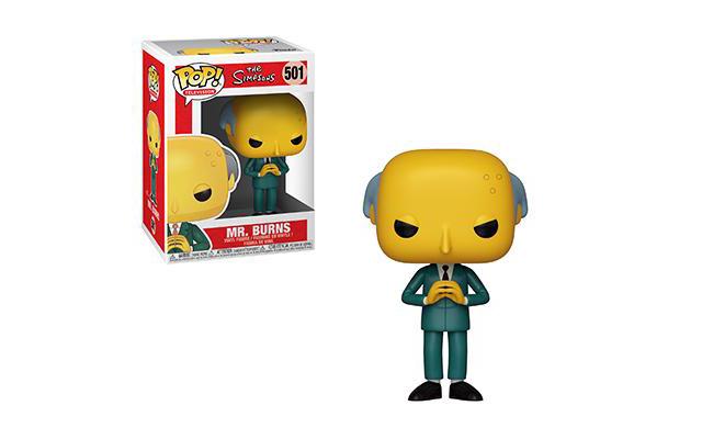 Porque uno no es suficiente, crean más Funko Pop de 'The Simpsons' thesimpsons-mrburns-pop-glam-large