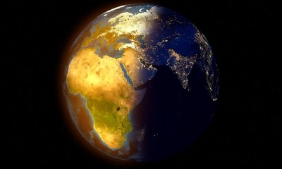 Tierra es más verde que hace 20 años