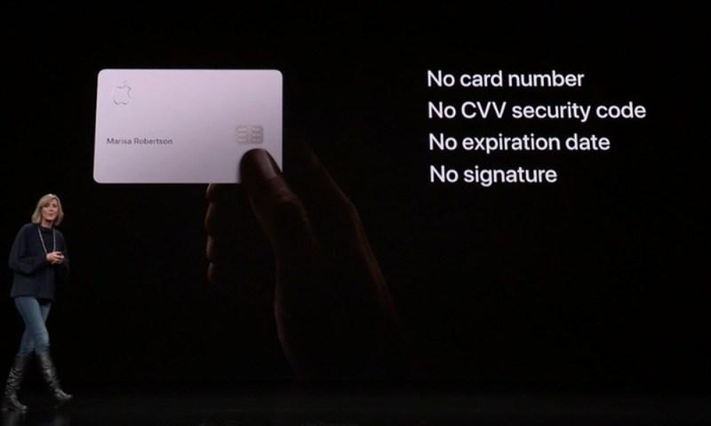El nuevo servicio de streaming de Apple llegará en otoño Apple-Card-Fisic