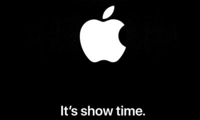 anuncios en el 'Apple Event' de marzo del 2019