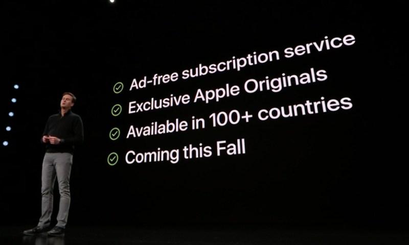 El nuevo servicio de streaming de Apple llegará en otoño Apple-TV-Plus-benefits