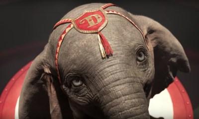 Avance de 'Dumbo' con Arcade Fire