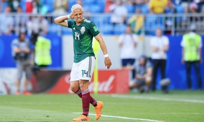 'Chicharito' vuelve a la Selección Mexicana de Futbol