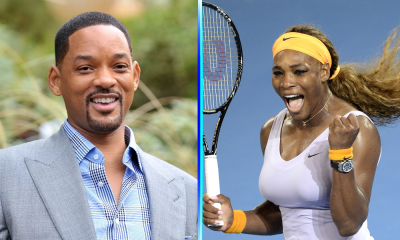 Will Smith será el papá de las tenistas Williams