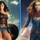 'Captain Marvel' vs 'Wonder Woman'