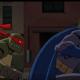 'Batman' y 'Las Tortugas Ninja'
