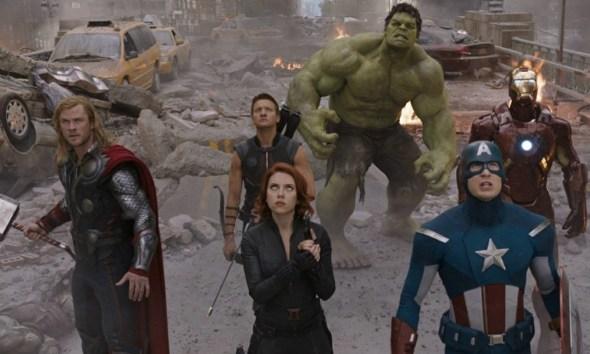 primeros 'Avengers' se reúnen contra 'Thanos'