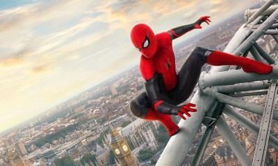 Nuevos pósters de 'Spider-Man_ Far From Home', Spiderman 2, Universo Cinematográfico de Marvel