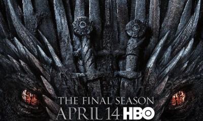 nuevo póster de 'Game of Thrones'