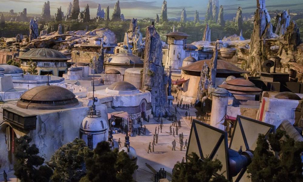 nuevas atracciones de 'Star Wars' en Disney