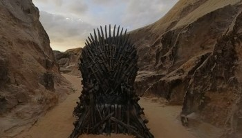 cuarto trono de 'Game of Thrones'