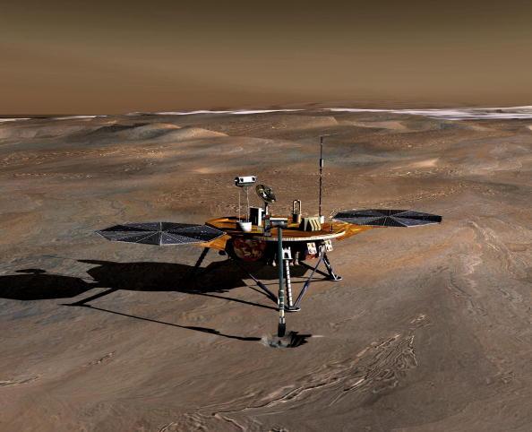 NASA revela la última foto de Marte que capturó 'Opportunity' gettyimages-81232763-594x594