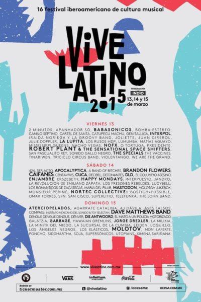 ¿El Vive Latino se convirtió en otro Corona Capital? jl6oagaqvkee9hhublj0
