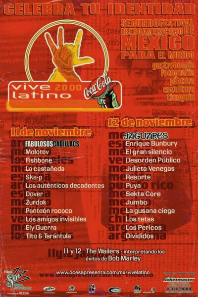 ¿El Vive Latino se convirtió en otro Corona Capital? qwizvifhslv58y6mwzhq