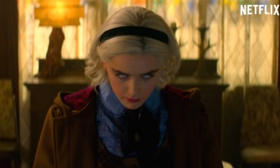 trailer de la segunda temporada de 'Chilling Adventures of Sabrina'