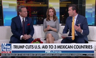 'tres países mexicanos'