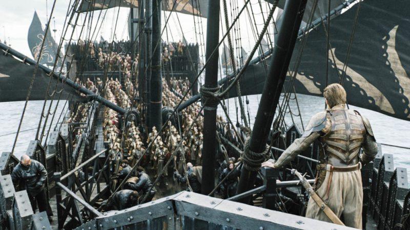 """Primer capítulo de la última temporada de 'Game of Thrones': """"Winterfell"""" 13434"""
