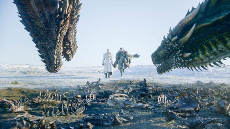 """Primer capítulo de la última temporada de 'Game of Thrones': """"Winterfell"""" 13435"""