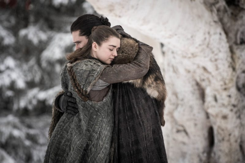 "Primer capítulo de la última temporada de 'Game of Thrones': ""Winterfell"" 13443"