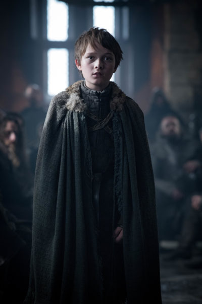 "Primer capítulo de la última temporada de 'Game of Thrones': ""Winterfell"" 13447"