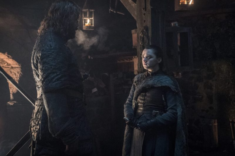 """Primer capítulo de la última temporada de 'Game of Thrones': """"Winterfell"""" 13452"""