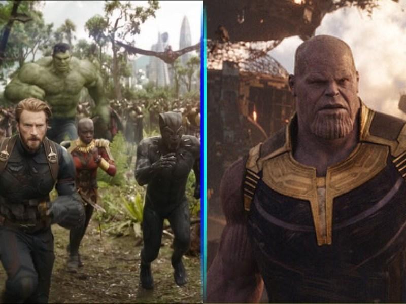 plan contra 'Thanos', escenas filtradas de Avengers, dónde estuvo Captain Marvel, Avengers: Endgame