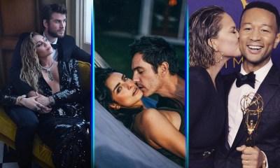 Las parejas famosas más románticas de Instagram