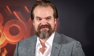 David Harbour se unió al elenco de 'Black Widow'