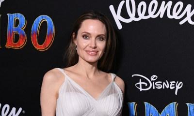Angelina Jolie heredará su fortuna