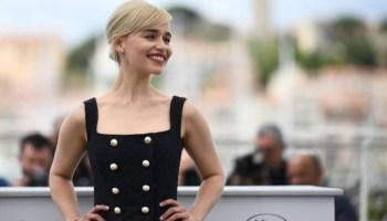 Emilia Clarke es portada de importante revista de moda