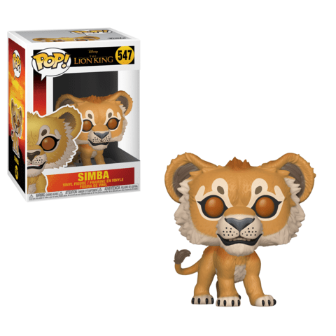 Desde la sabana africana llegan los Funko Pop de 'The Lion King' Funko-Pop-Lion-King