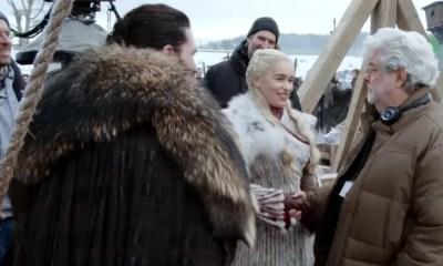 George Lucas dirigió una escena de 'Game of Thrones'