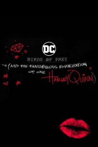 Presentan posters de 'Wonder Woman 1984' y 'Birds of Prey' Harley-Quinn-poster-CinemaCon-333x500