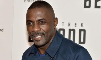 Idris Elba no será 'Deadshot'