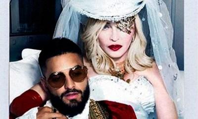 Madonna y Maluma publicarán su canción a dueto