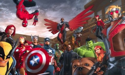 'Marvel Ultimate Alliance 3'