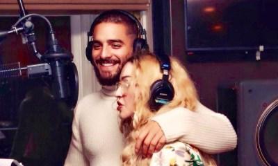 Nuevo tema de Madonna y Maluma