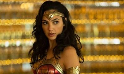 Patty Jenkins reveló foto de 'Wonder Woman 1984 '