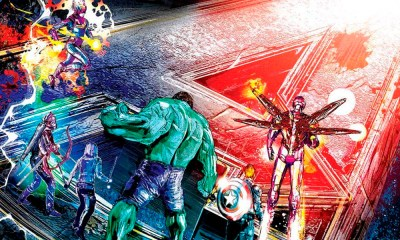sexto póster de 'Avengers: Endgame'