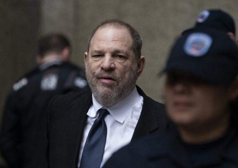 Harvey Weinstein y sus víctimas llegaron a un acuerdo millonario 000_1GU5T8